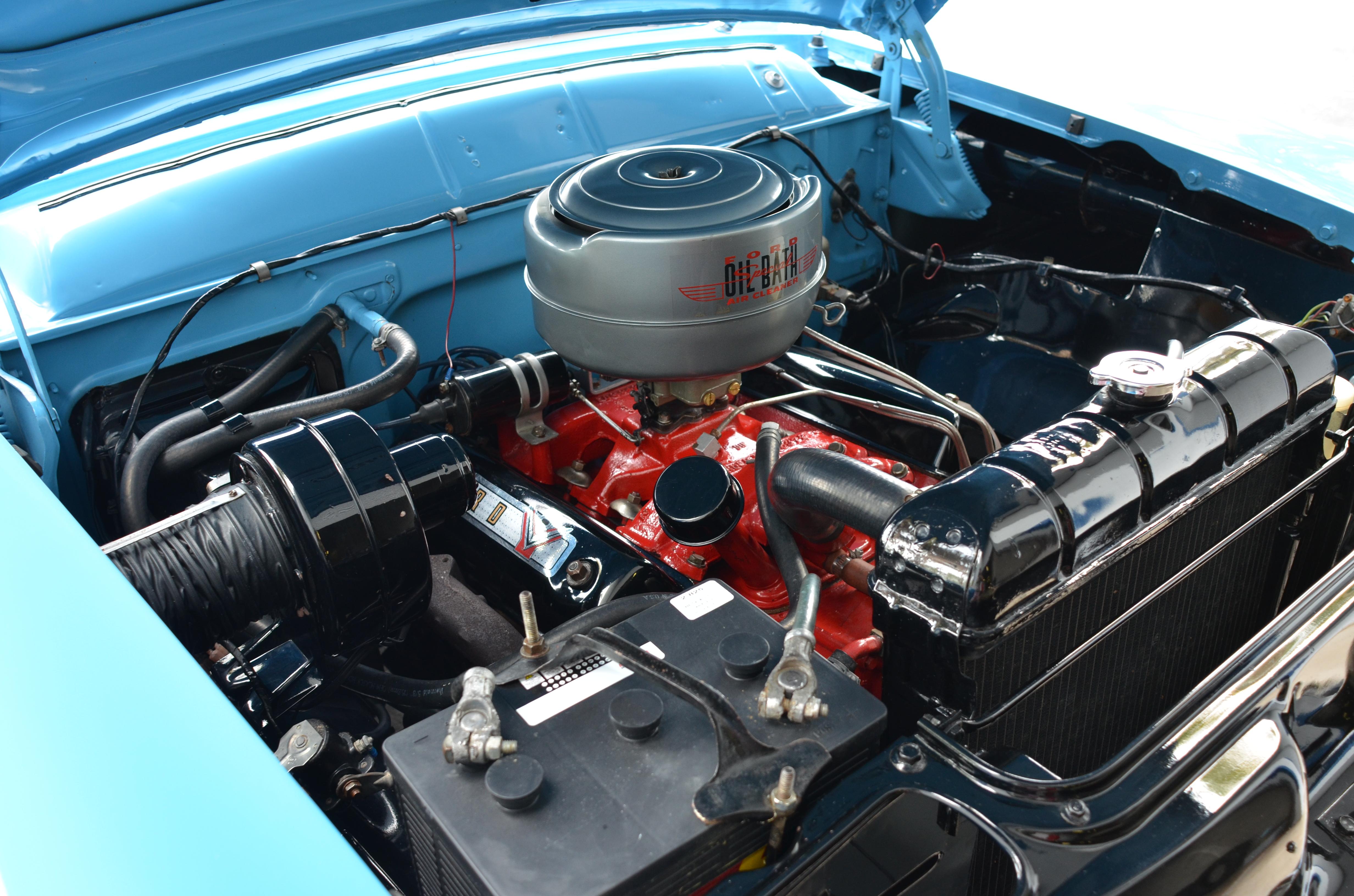 Zk 8759  1955 Ford Vin Decoder Schematic Wiring