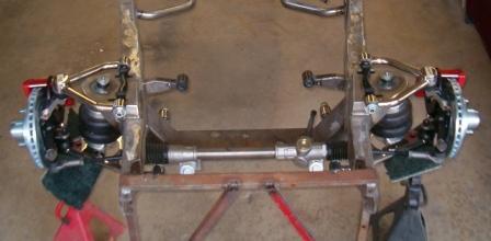 Enjoyable Front Suspension Kits For Street Rods Hot Rods In Ohio Wiring Cloud Histehirlexornumapkesianilluminateatxorg