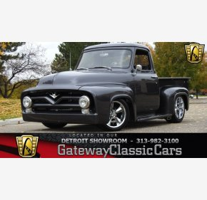 Cool 1955 Ford F100 Classics For Sale Classics On Autotrader Wiring Cloud Hisonepsysticxongrecoveryedborg