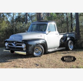 Enjoyable 1955 Ford F100 Classics For Sale Classics On Autotrader Wiring Cloud Hisonepsysticxongrecoveryedborg