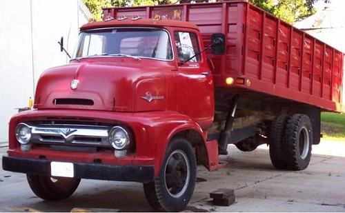 Remarkable Photo 1956 Ford Coe 600 Truck 1A 1953 1954 1955 1956 1957 1958 Wiring Cloud Histehirlexornumapkesianilluminateatxorg