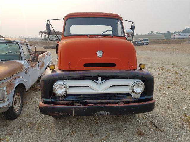 Wondrous 1955 Ford C600 C O E Truck For Sale Missoula Montana Wiring Cloud Histehirlexornumapkesianilluminateatxorg