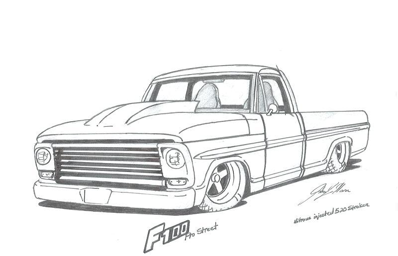 - CV_4063] 1955 Dodge Truck Outline Schematic Wiring