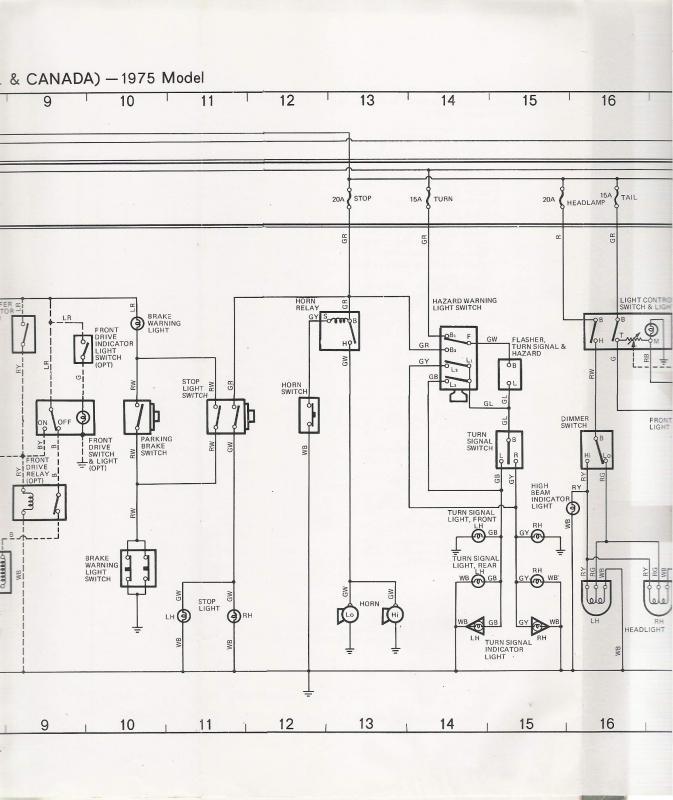 MF_1151] 87 Fj60 Wiring Diagram Wiring Diagram