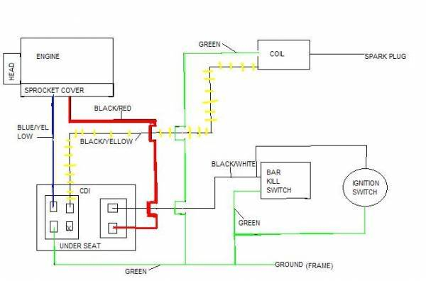 Xy 4192  Falcon 110 Wiring Diagram Schematic Wiring