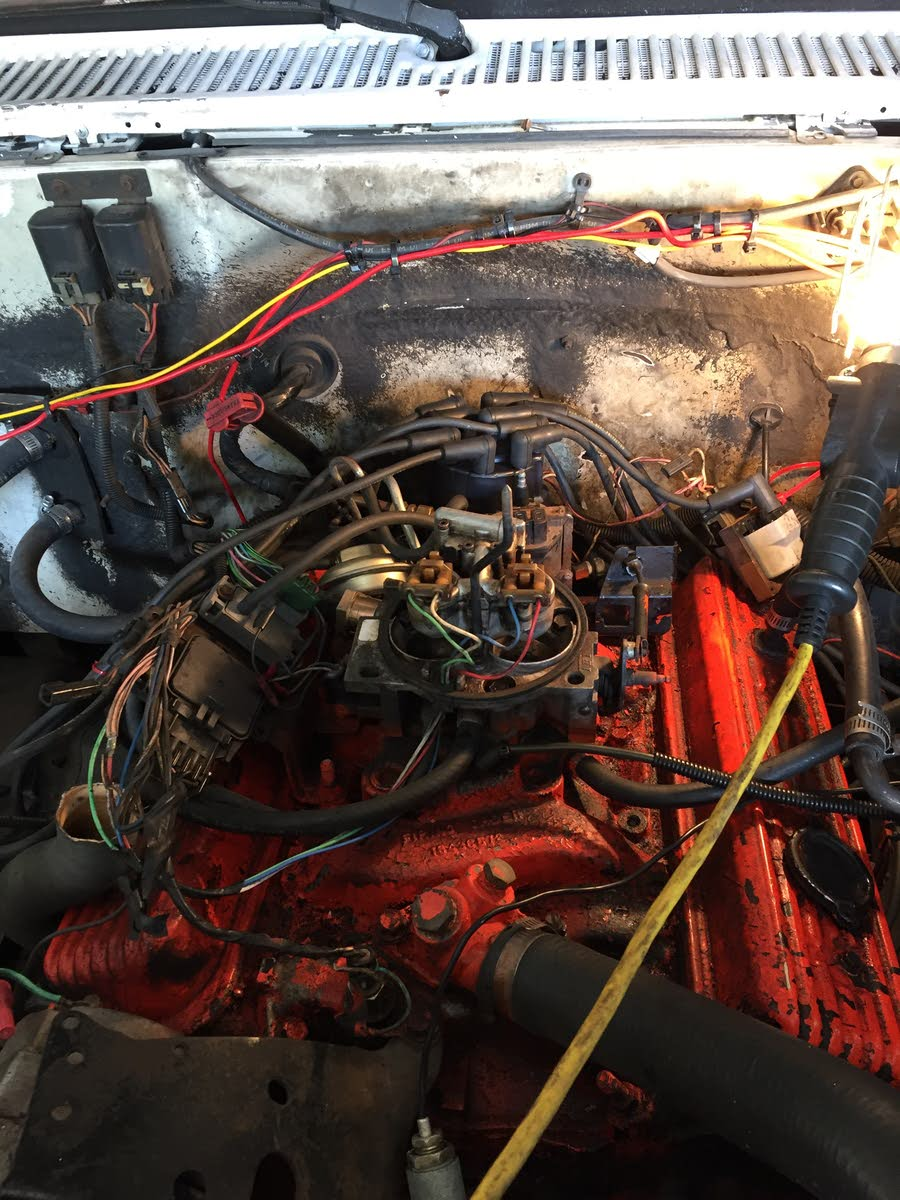 Swell Chevrolet C K 10 Questions Stopped Running And Wont Start Cargurus Wiring Cloud Eachirenstrafr09Org
