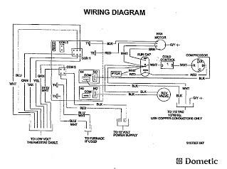 electrical wiring diagrams dometic waeco ze 1685  dometic ac wiring diagram  ze 1685  dometic ac wiring diagram