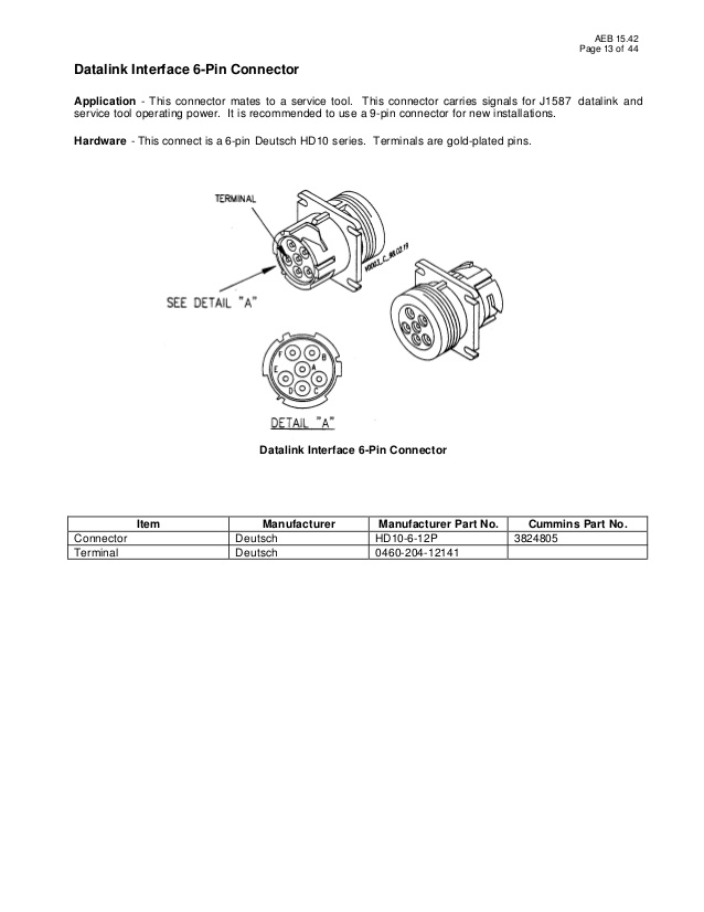 9 pin connector wiring diagram wh 8321  duetsch 24 pin explanation wiring diagram free diagram  duetsch 24 pin explanation wiring