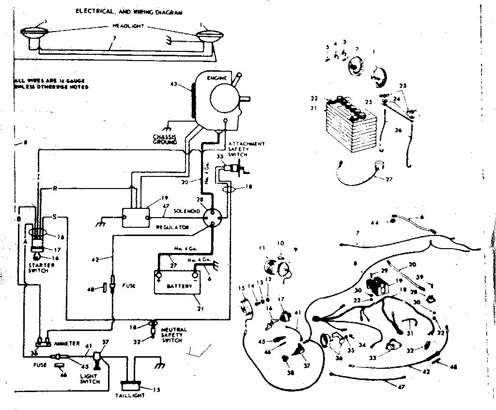 NZ_9544] Wiring Diagram On Sears Suburban Garden Tractor Wiring Diagram On Schematic  WiringCosm Vira Effl Cajos Vira Mohammedshrine Librar Wiring 101