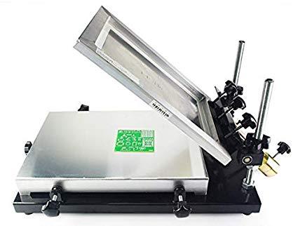 Stupendous Amazon Com Hanchen Pcb Stencil Printer 32X44Cm Silk Screen Solder Wiring Cloud Itislusmarecoveryedborg