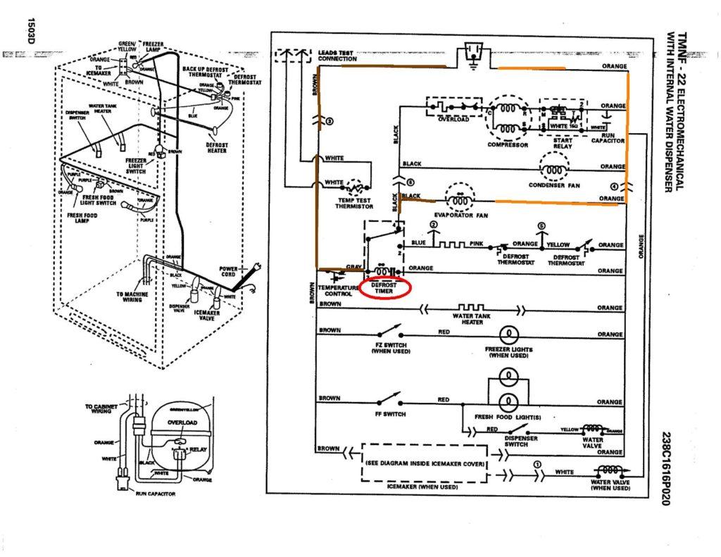 WG_2117] Fridge Wiring Schematic Refrigerator Wiring Refrigerator Wiring  Schematic WiringIlari Argu Trofu Exmet Mohammedshrine Librar Wiring 101
