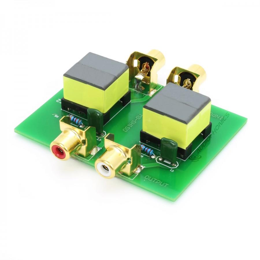 Xl 3783 Ground Loop Isolator Electronics Circuit Components Passive Circuit Download Diagram