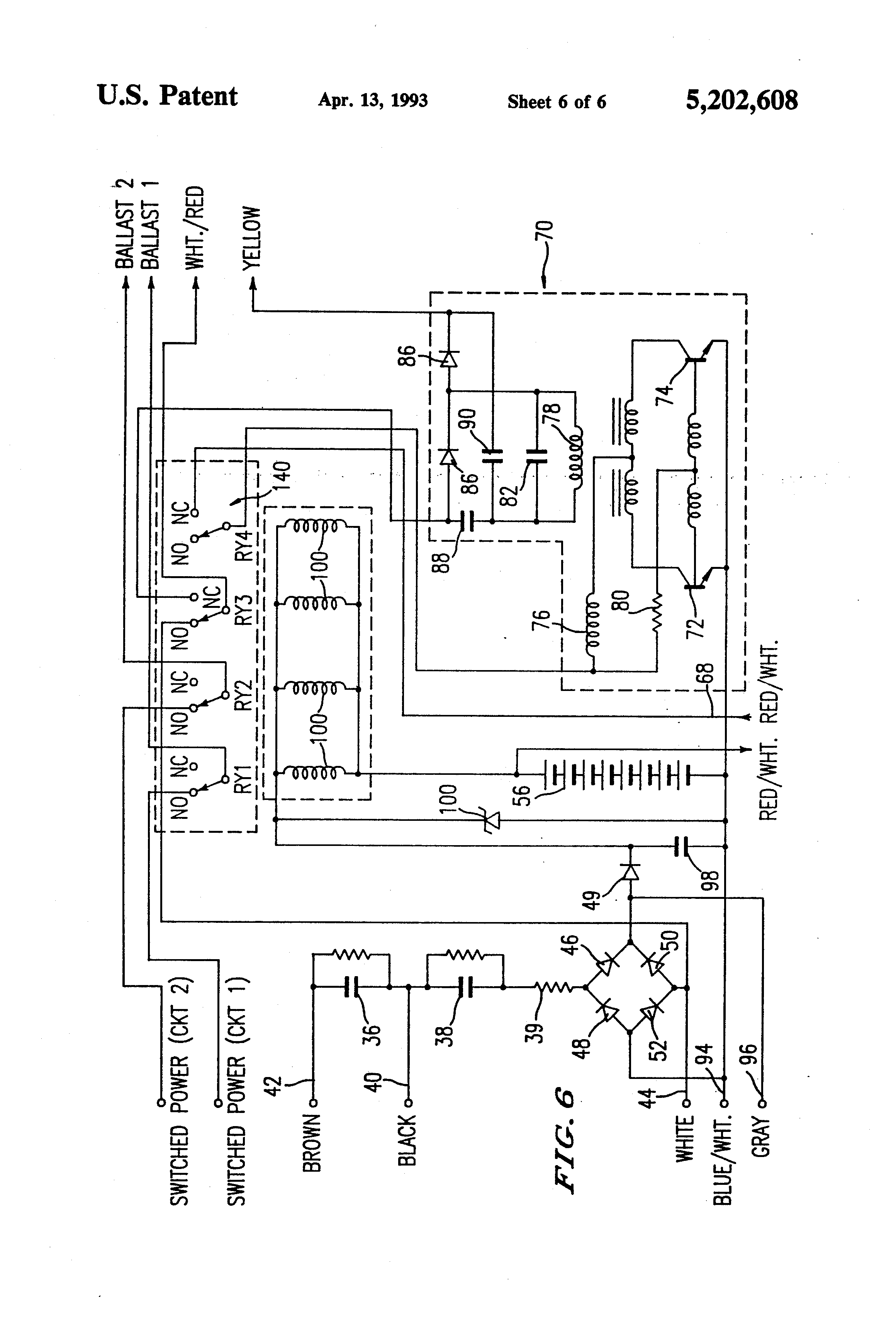 10100 Bodine Emergency Ballast Wiring Diagram - 1956 Ford Dash Wiring  Diagram for Wiring Diagram SchematicsWiring Diagram Schematics