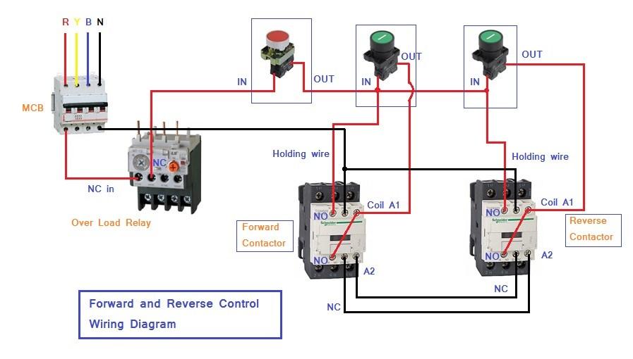 [ZTBE_9966]  MH_7381] Forward Reverse Motor Starter Wiring Diagram On Forward Reverse  Motor Wiring Diagram | Forward Reverse Electric Motor Wiring Diagram |  | Ponol Phae Mohammedshrine Librar Wiring 101