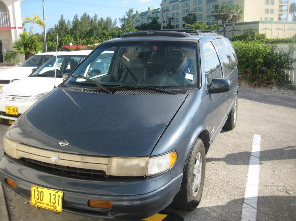 Stupendous 1994 Nissan Quest Information And Photos Momentcar Wiring Cloud Waroletkolfr09Org