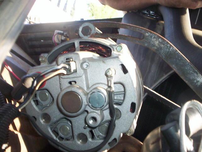 350 chevy alternator wiring - 2006 toyota rav4 fuse box location for wiring  diagram schematics  wiring diagram and schematics