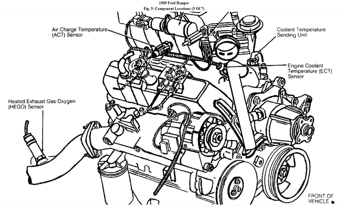 1989 ford ranger engine diagram ex 3794  vaccum diagram 29l ford ranger 1988 ford ranger schematic  ex 3794  vaccum diagram 29l ford ranger