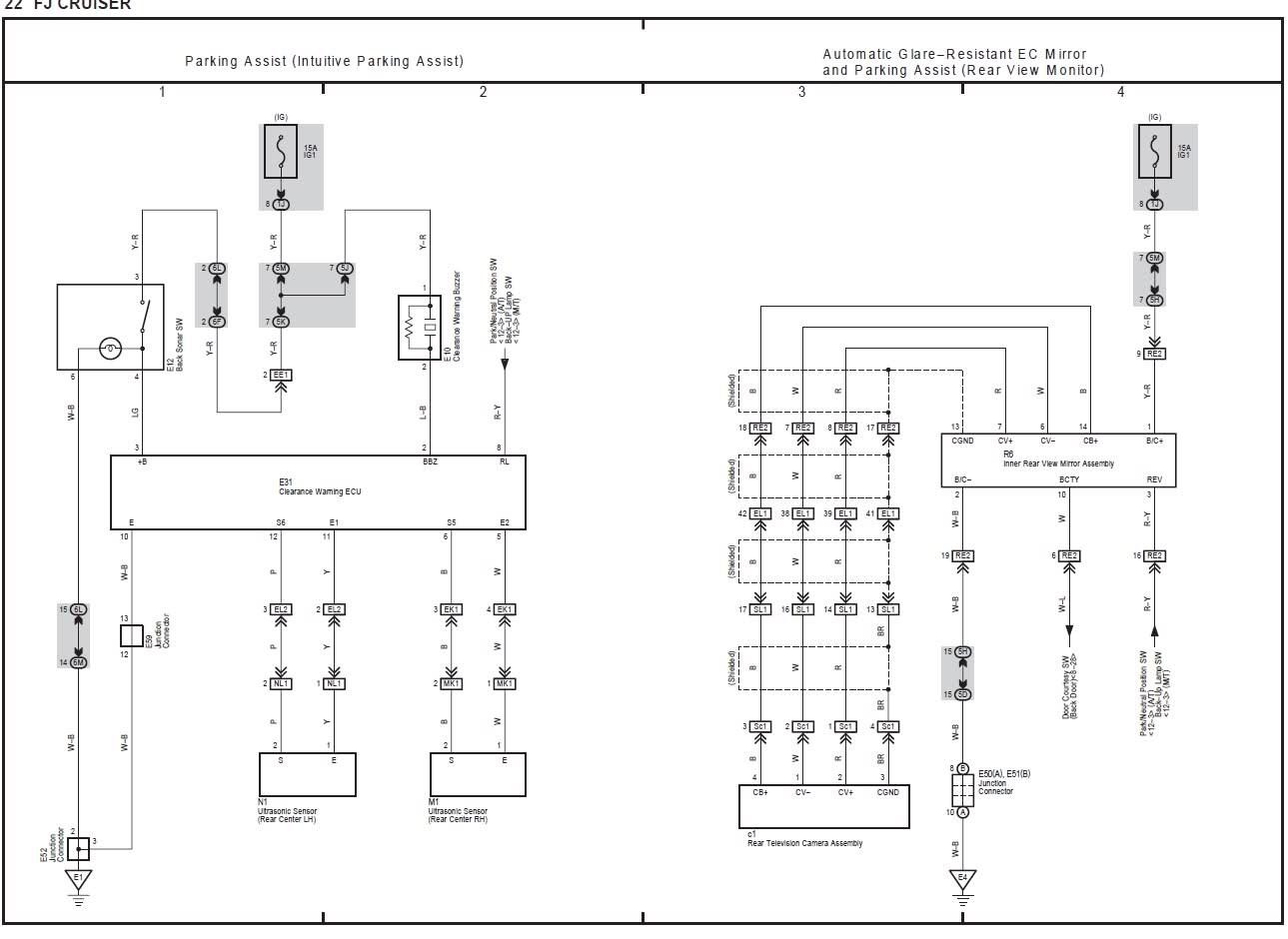 Land Cruiser Stereo Wiring Diagram