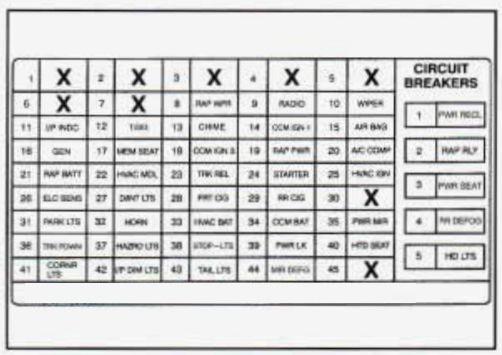 1988 cadillac deville fuse box diagram yk 5850  1995 cadillac deville engine diagram on cadillac deville  1995 cadillac deville engine diagram on