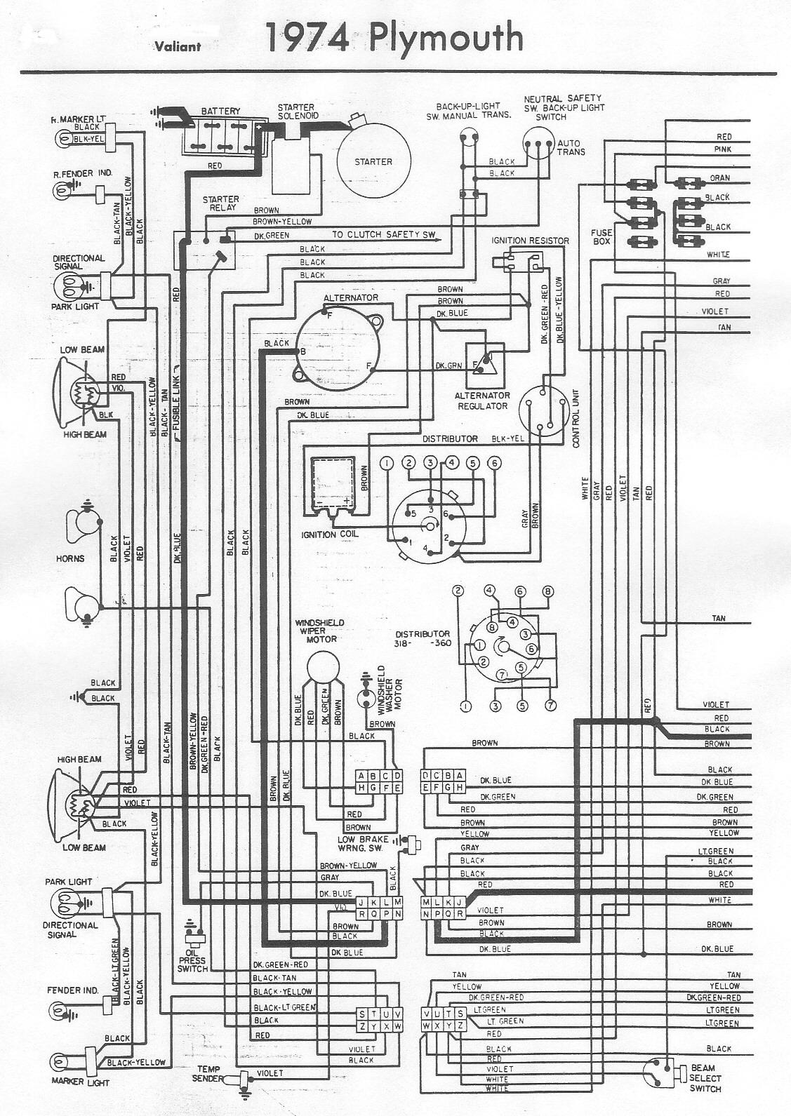 1972 Dodge Dart Wiring Harness Ford F150 Fan Wiring Diagram Bege Wiring Diagram