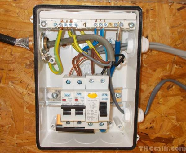 Ke 2478 Wiring Diagram For Rcd Garage Consumer Unit Schematic Wiring