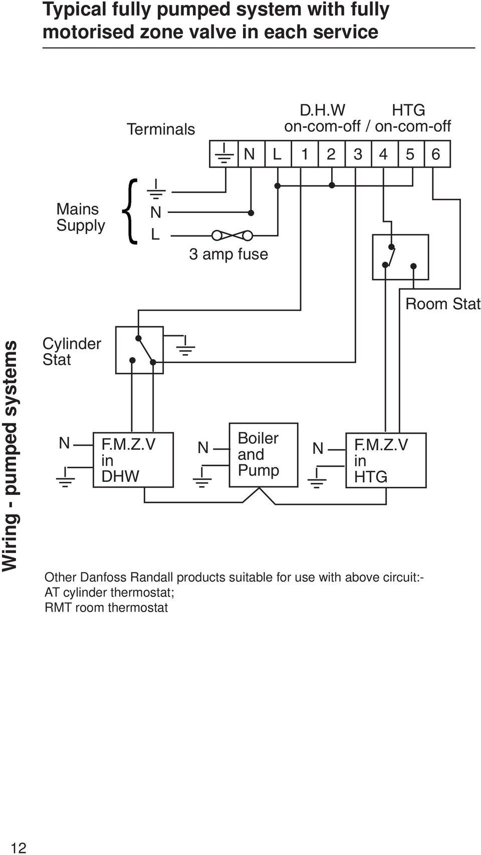 Siemens Rwb9 Wiring Diagram