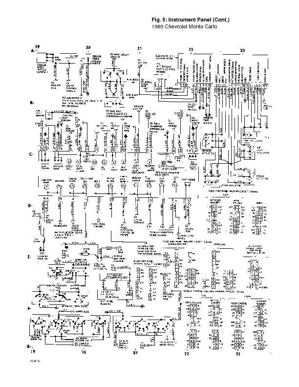 1987 monte carlo ss wiring diagram 95 monte carlo wiring diagram wiring diagram data  95 monte carlo wiring diagram wiring
