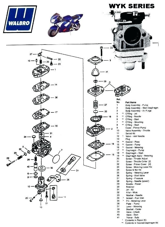 Baja 50cc Atv Wiring Diagram