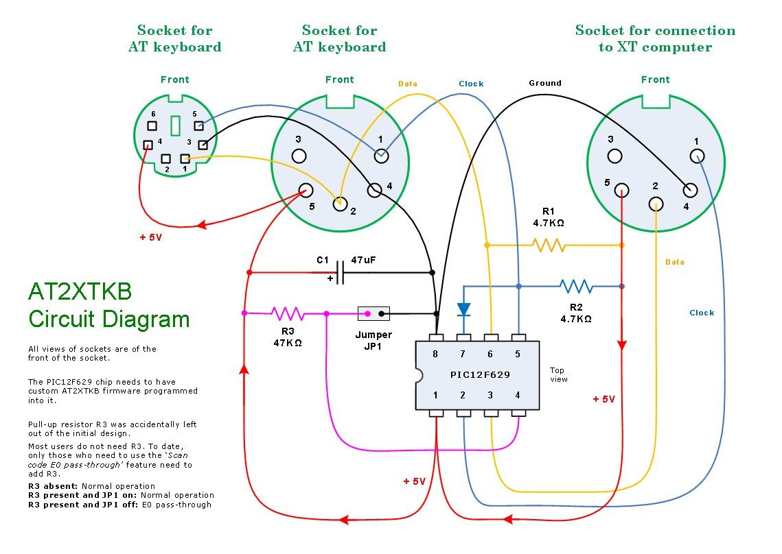 Terrific Ps2 Mouse To Usb Wiring Diagram Wiring Diagram Images And Wiring Cloud Ostrrenstrafr09Org
