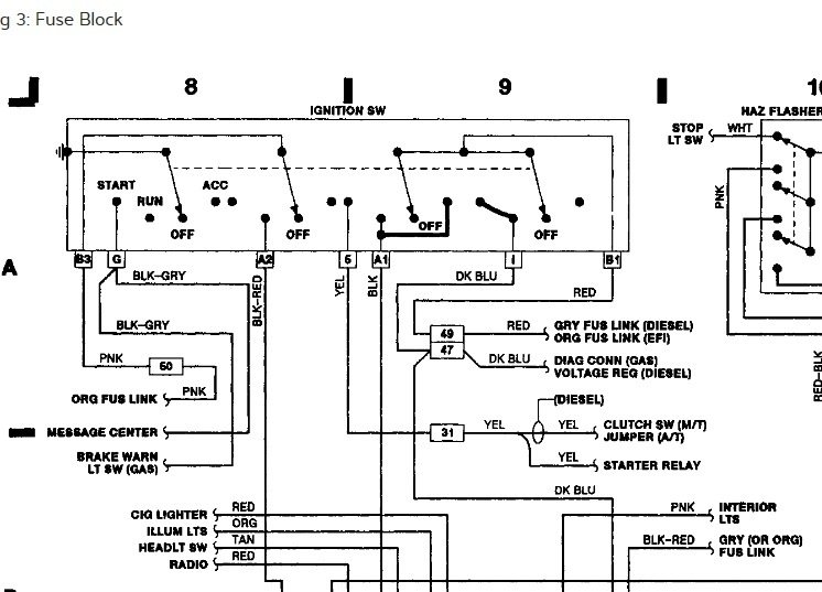 1989 Dodge Ram Wiring Diagram - Center Wiring Diagram host-medium -  host-medium.iosonointersex.itiosonointersex.it