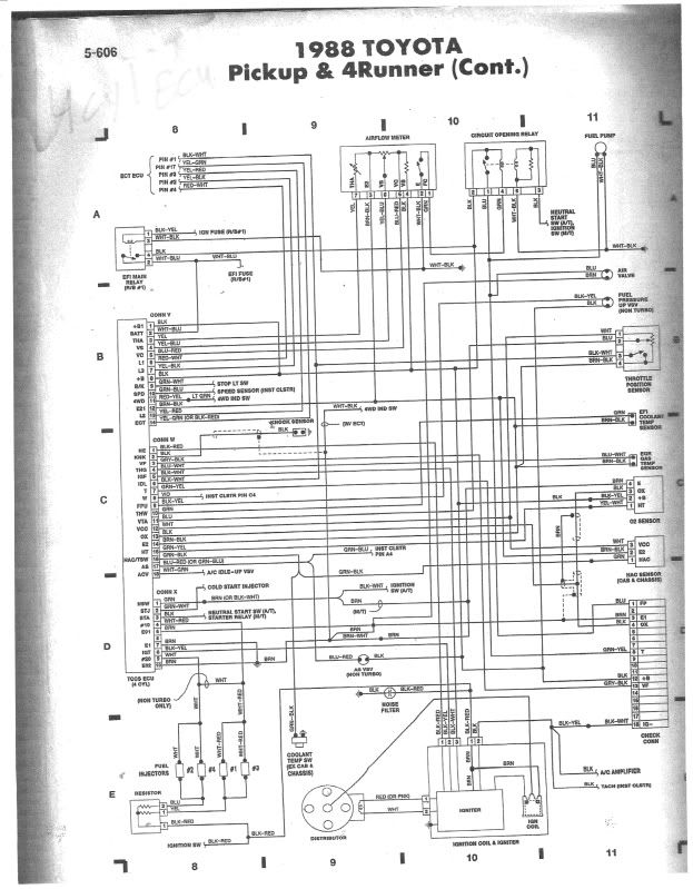 Super 88 3Vze 5 Speed Wiring Diagram Help Page 2 Yotatech Forums Wiring Cloud Dulfrecoveryedborg