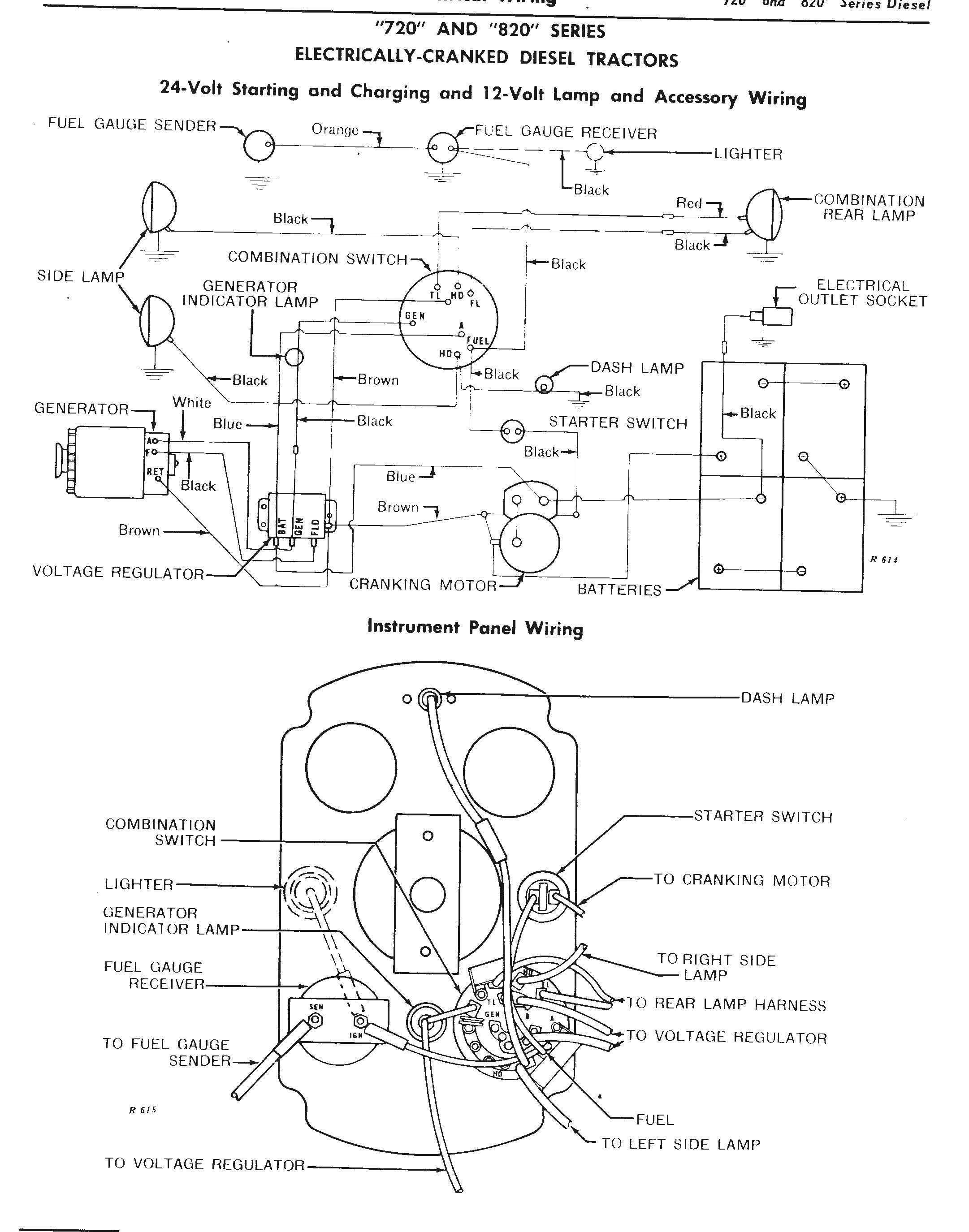 Pleasing The John Deere 24 Volt Electrical System Explained Wiring Cloud Gufailluminateatxorg
