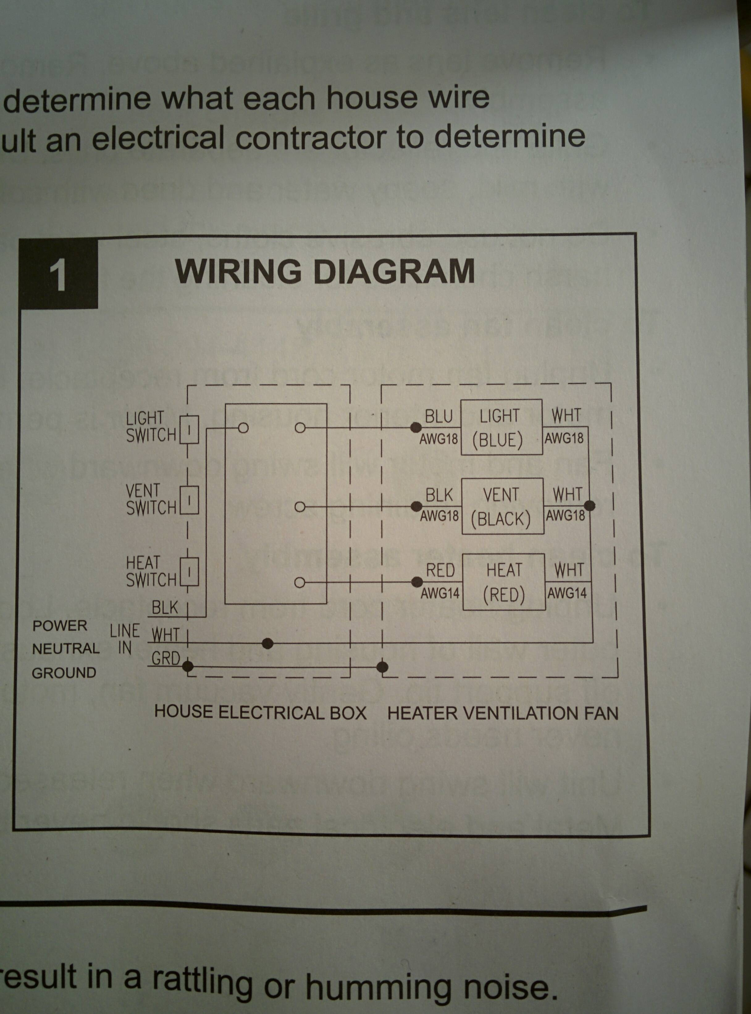 Surprising Wiring Bathroom Fan Heater Carbonvote Mudit Blog Wiring Cloud Rineaidewilluminateatxorg