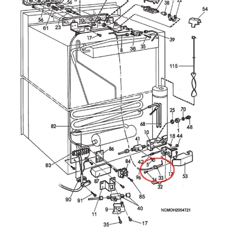 Refrigerator Diagram Parts - 2002 Silverado 2500 Wiring Diagram -  pontiacs.losdol2.jeanjaures37.fr | Refrigerator Parts Schematic |  | Wiring Diagram Resource
