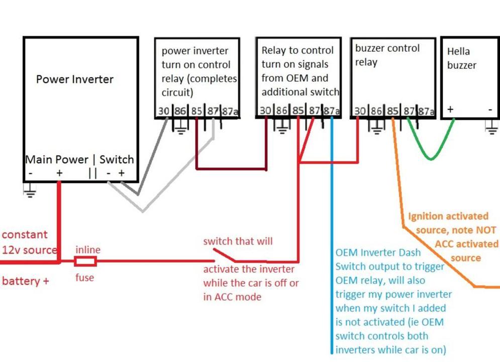 BH_5660 Relay Switch Dodge Caliber Schematic Wiring