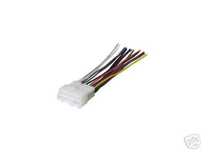 Awesome Amazon Com Stereo Wire Harness Chevy Blazer S10 95 96 97 Car Radio Wiring Cloud Rdonaheevemohammedshrineorg