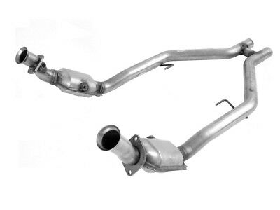 Fine For Ford Mustang 05 10 Catalytic Converter And Pipe Assembly Ultra Wiring Cloud Onicaxeromohammedshrineorg