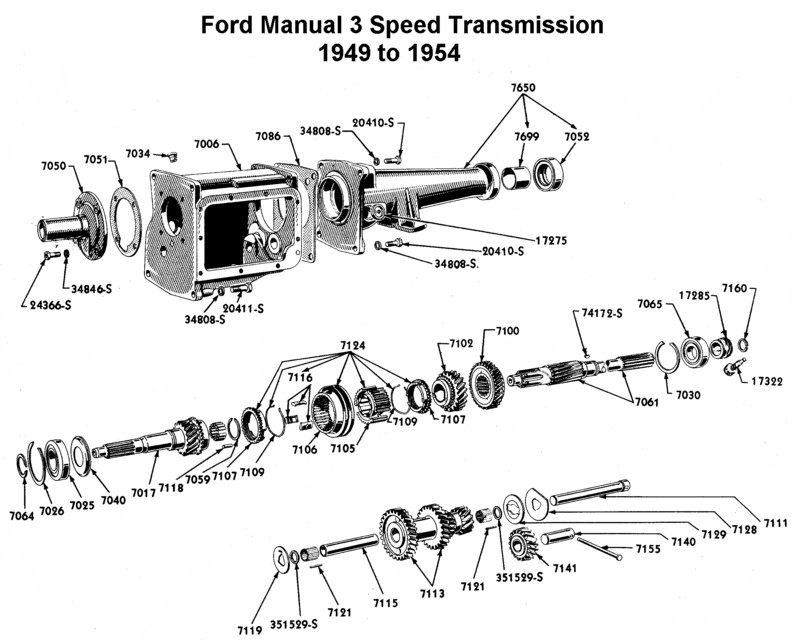 Bs 9067  Ford Transmission Numbers Free Diagram