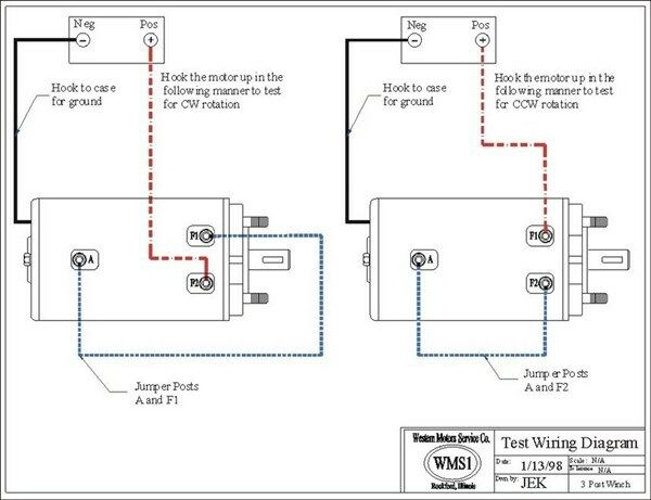 12v Winch Motor Wiring Diagram