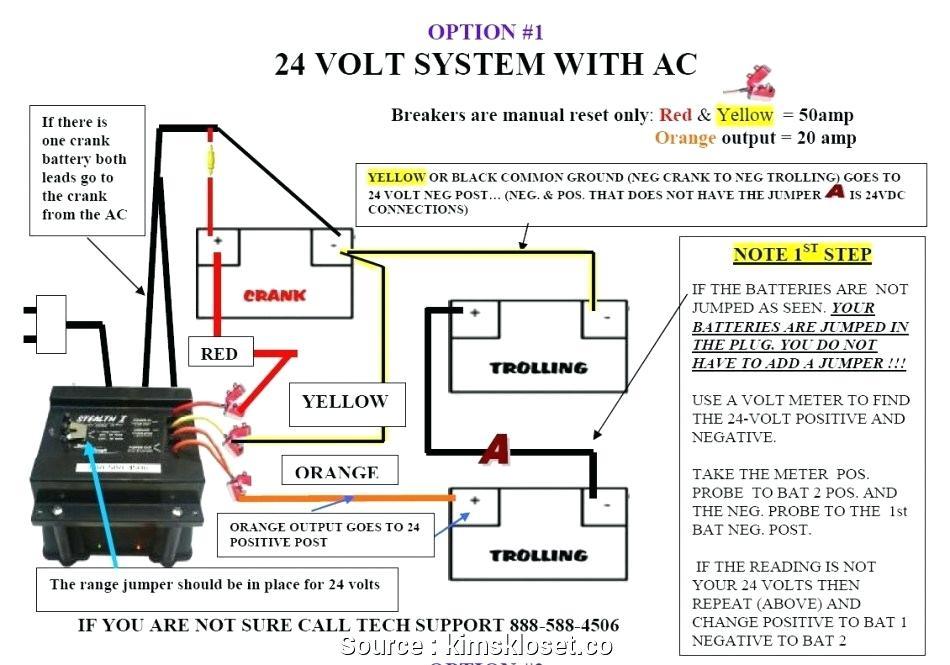 Wiring Diagram Minn Kota 24 Volt