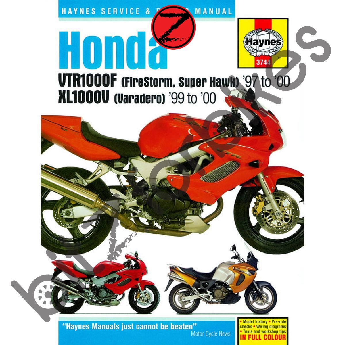 Honda Vtr 1000 Firestorm Wiring Diagram - Wiring Diagram