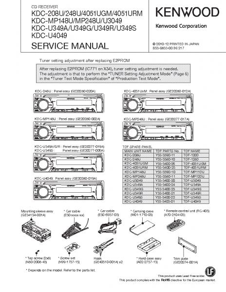 [SCHEMATICS_4US]  DO_5604] Kenwood Kdc 248U Wiring Diagram Pdf Schematic Wiring | Kenwood Kmr 550u Wiring Diagram |  | Rosz Gram Phae Mohammedshrine Librar Wiring 101