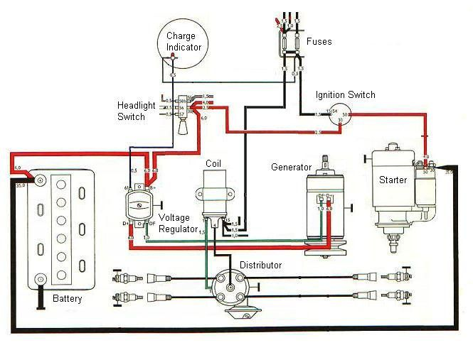 Wondrous Tractor Ignition Switch Wiring Diagram See How Simple It Lookswhen Wiring Cloud Onicaalyptbenolwigegmohammedshrineorg