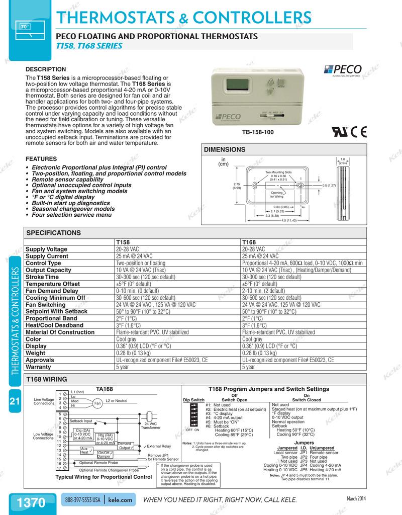 RX_2780] Peco Thermostat Wiring Diagram Schematic WiringMonoc Iosco Bemua Mohammedshrine Librar Wiring 101