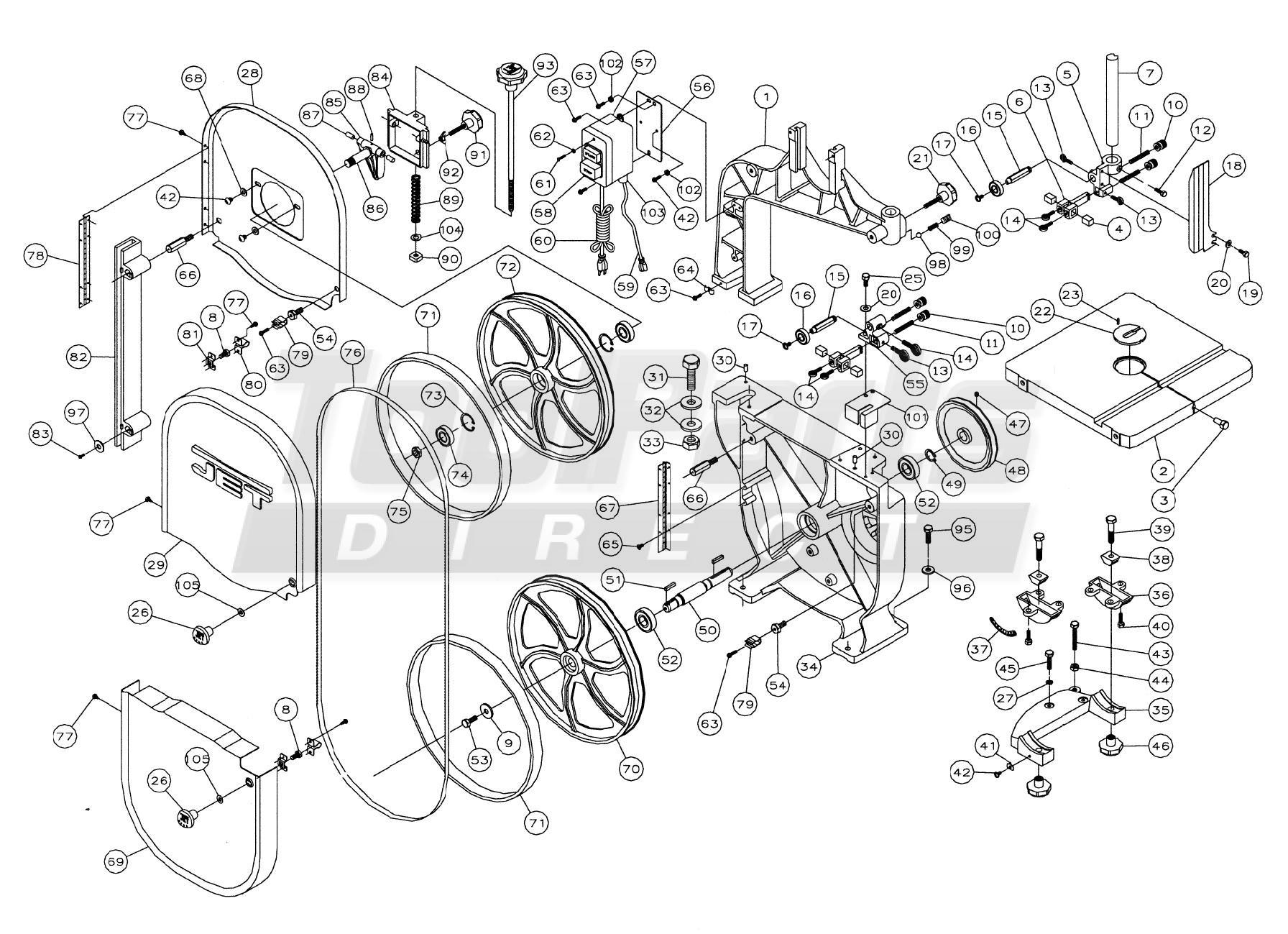 Ta 3555 Wiring Schematic 1980 Yamaha Sr250 Free Diagram