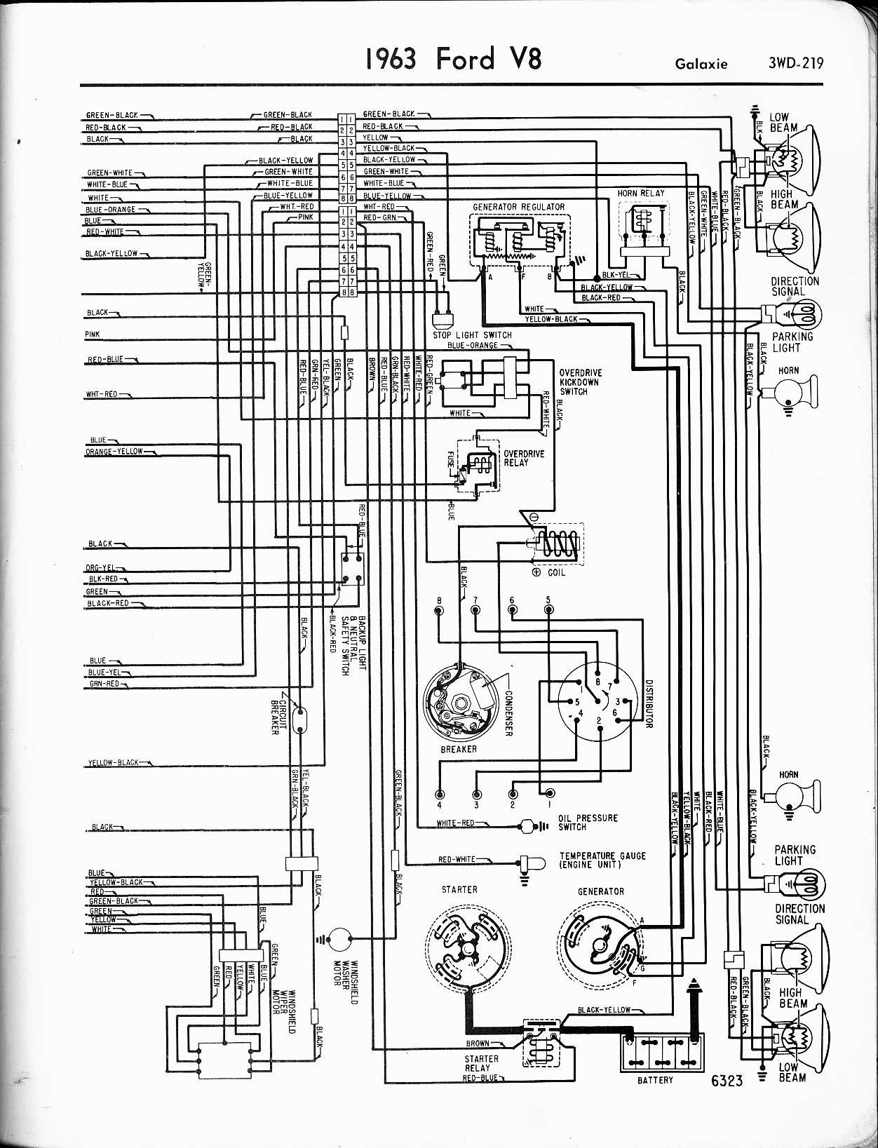 1963 ford radio wiring diagram 1961 1963 ford f 100 wiring diagram wiring diagram data  1961 1963 ford f 100 wiring diagram