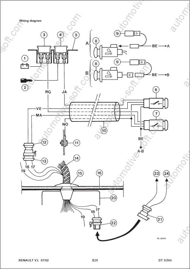 Renault Clio Iii Air Conditioning Wiring Diagram