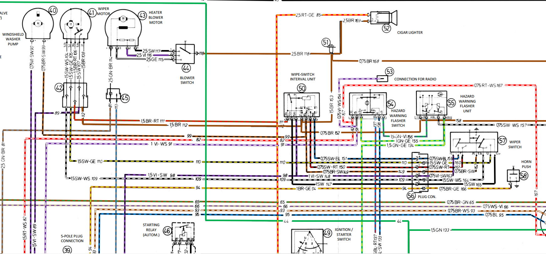 wire diagram for 1972 beetle 1972 bmw 2002 wiring diagram wiring diagram schematics  1972 bmw 2002 wiring diagram wiring