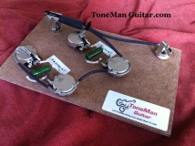 Brilliant Es335 Gibson Es335 Epiphone Or Casino Style Prebuilt Wiring Harness Wiring Cloud Hemtshollocom