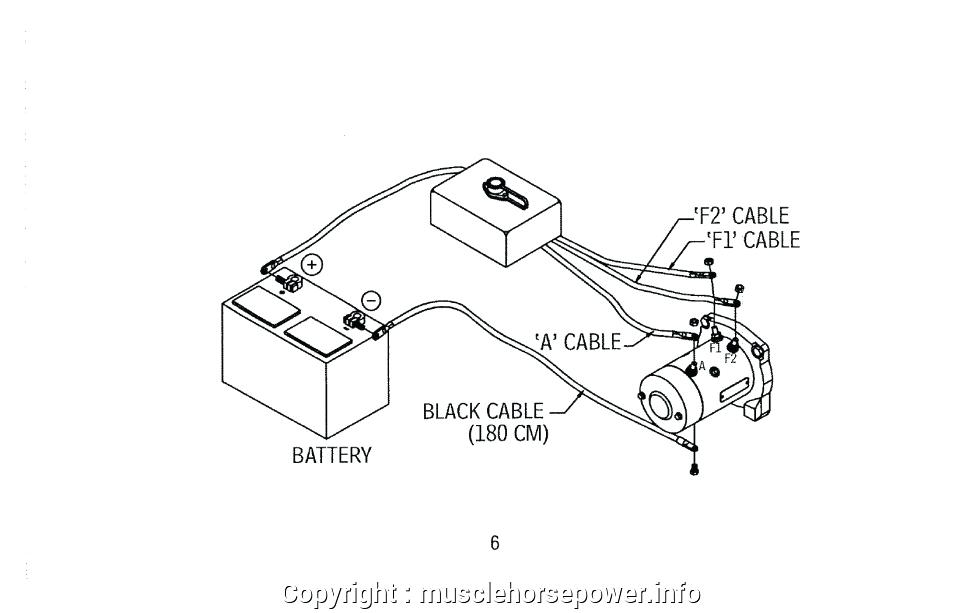 Warn Ce Xd9000 Wiring Diagram